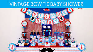 bow tie baby shower ideas vintage bow tie baby shower party ideas vintage bow tie s30