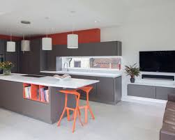 kitchen island contemporary modern kitchen island houzz intended for contemporary designs 1