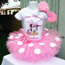 baby minnie mouse 1st birthday light pink minnie mouse 1st birthday tutu set baby minnie