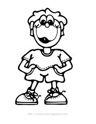 cartoon characters boys coloring