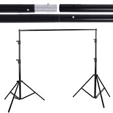 backdrop stand 2018 wholesale de stock 2 8 3m adjustable backdrop stand