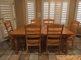 Broyhill FONTANA Dining Set EBay - Broyhill dining room set