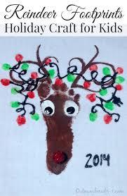 reindeer footprints ma