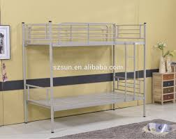 Double Decker Bed by Bedroom White Safety Metal Kids Double Deck Bed Buy Kids Double