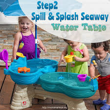 step2 spill splash seaway water table step2 spill splash seaway water table mymamameya kids gift ideas