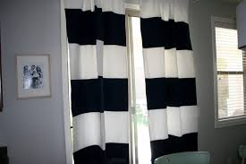 White And Navy Curtains Curtain White And Navy Curtains Curtain Sunbrella Striped
