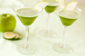 green apple martini recipe apple cucumber juice