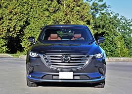 mazda vehicles canada 2017 mazda cx 9 signature road test carcostcanada