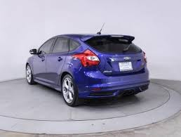 2014 ford focus st blue blue ford focus in miami fl for sale used cars on buysellsearch