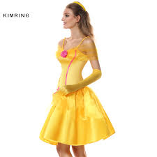 Ariel Halloween Costume Women Kimring Belle Princess Halloween Costume Women Maid Fantasia