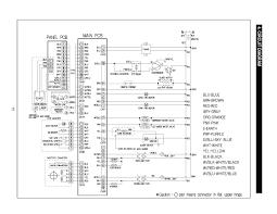 wiring diagram for a logo refrigerator how to wire a refrigerator