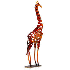 home decor wonderful giraffe statue home decor giraffes