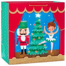 nutcracker scene x deep christmas gift bag 15