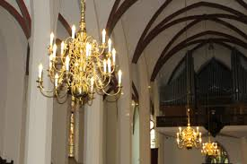 Large Chandeliers Delivery Of 4 Large Chandeliers For Antonius Abt Church Nijmegen