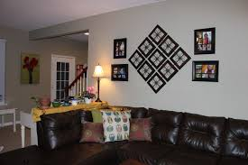Cheap Furniture Ideas For Living Room Fascinating Easy Ways To Beautify Family Room Wall Design Stock