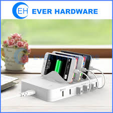cell phone charging station desktop charger charging sync dock