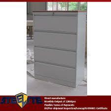 3 Drawer Base Cabinet Lockable Extra Wide Metal 4 Drawers Divider Cabinet Furniture