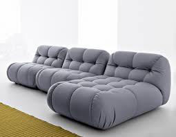 Modern Modular Sofas Modular Sofa With Tufting