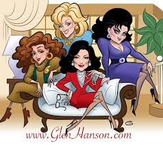 designing women smart designing women dixie carter annie potts i delta burke and