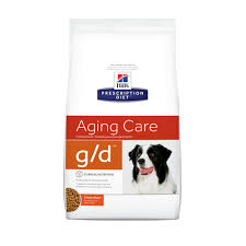 hill u0027s prescription diet g d aging care chicken flavor dry dog