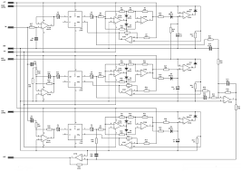 patent us7705671 audio amplifier having an input stage with a
