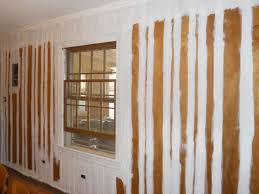 how to paint over wood paneling ideas for painting over wood paneling my web value