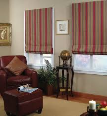 Photos Of Roman Shades - custom home interiors roman shades