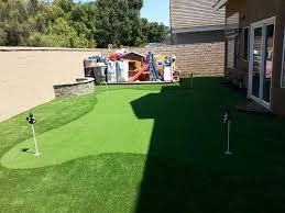 Putting Turf In Backyard Putting Green U2014 Ecograss Artificial Turf And Grass Installation In