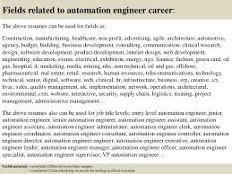 Qa Automation Engineer Resume Top 5 Automation Engineer Cover Letter Samples