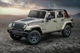 smallest jeep jeep adds wrangler rubicon recon edition to lineup autoguide com