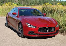 red maserati 2014 maserati ghibli q4 why this ride