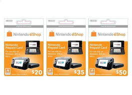 nintendo prepaid card new eshop card designs and a look back on past nintendo prepaid