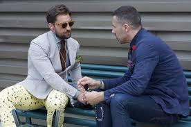 Light Blue Jacket Mens Pitti Uomo 86 Street Style Day I U2014 Gentleman U0027s Gazette