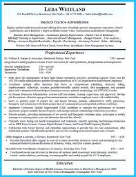 Business Administration Resume Practice Administrator Resume Free Resume Example And Writing