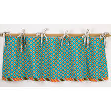 cotton tale gypsy curtain valance free shipping today