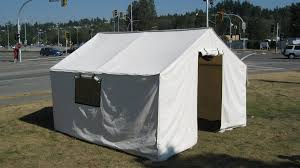 wall tent canvas wall tent 10 x12 x5 tent skyview outdoors