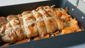 recette cuisine rôti de porc recette du rôti de porc cuisson du rôti de porc ou