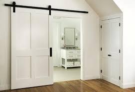 Barn Door Ideas For Bathroom Magnificent Bathroom Barn Door And Bathroom Barn Door Design Ideas
