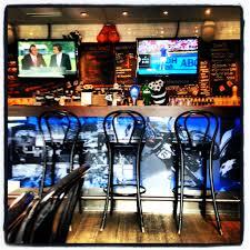 sport bar funky burger interior design apricus work sport