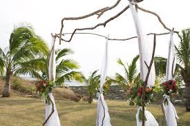 wedding ceremony canopy real wedding jen brendan at hacienda pinilla resort