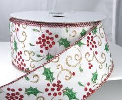cheap wired ribbon buy glitter mesh wired christmas craft ribbon 4 quot x
