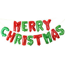 images of christmas letters merry christmas letters aluminum foil balloons decorations 5 06