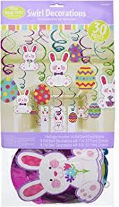 Easter Hanging Decorations Uk by Easter Egg Shaped Paper Lantern Hanging Decorations X 3 Amazon Co