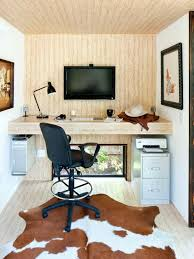 Small Home Office Desk 5 Quick Tips For Home Office Organization Hgtv