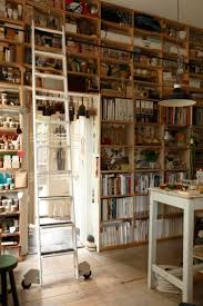 Rolling Bookcase Ladder by 412 Best Books U0026 Shelves 2 Images On Pinterest Books Live And Home
