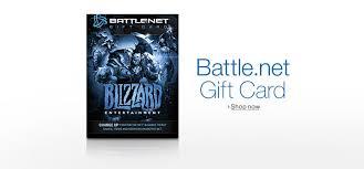 battlenet prepaid card blizzard entertainment