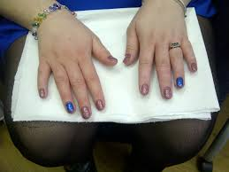 shellac rock star nails holistic heaven gosport hampshire