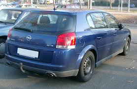 file opel signum rear 20071205 jpg wikimedia commons