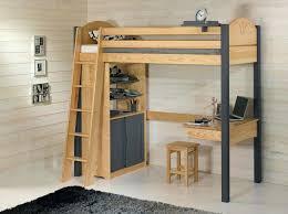 bureau superposé un lit superpose lit mezzanine avec bureau lit superpose