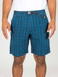 Mens Flag Shorts Mens Original G Short 2 0 Overdyed Plaid M 1275 G4 By Gramicci